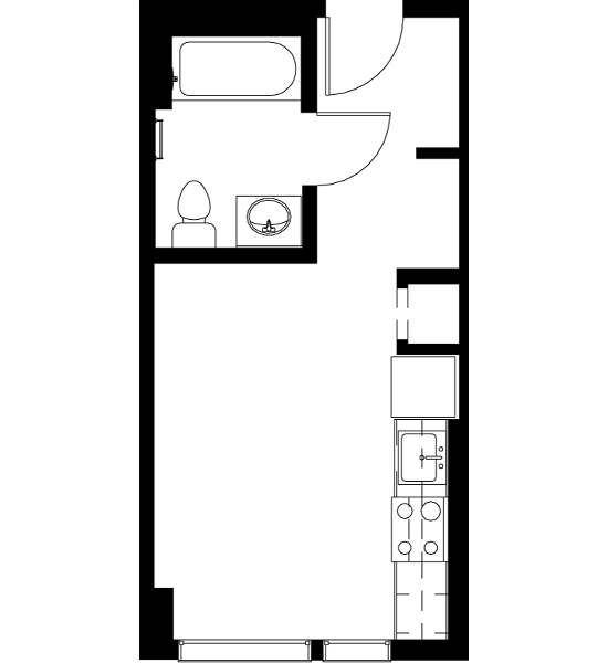 Aspen Terrace Floorplan