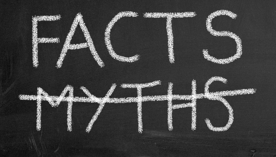Image result for facts myths images