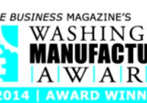 2014 Manufacturing Logo AWARD WINNER