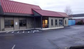 Skagit County Crisis Center Side Exterior