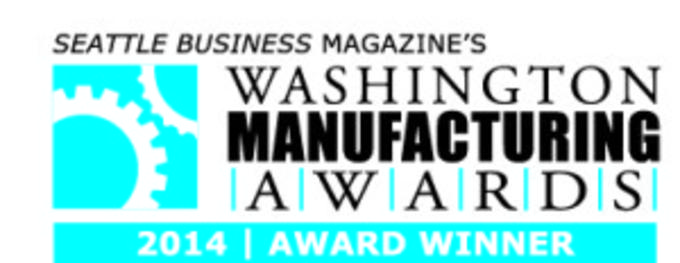 2014 Manufacturing Logo AWARD WINNER