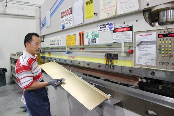 Pioneer Manufacturing Press Brake