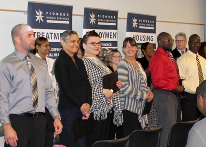 Roadmap to Success Job training Program Graduates